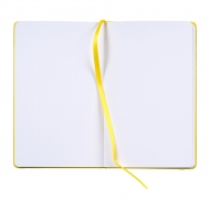 Dotted Notebook : Bruynzeel : 140 gsm : 64 Sheets : 13 x 21 cm : Yellow