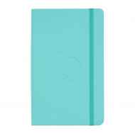 Dotted Notebook : Bruynzeel : 140 gsm : 64 Sheets : 13 x 21 cm : Turquoise