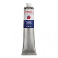 Daler Rowney Georgian : Water Mixable Oil Colour : 123 : French Ultramarine