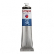 Daler Rowney Georgian : Water Mixable Oil Colour : 129 : Sevres Blue