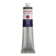 Daler Rowney Georgian : Water Mixable Oil Colour : 135 : Prussian Blue