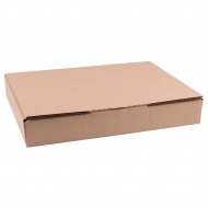 Postal Cardboard Box : 35 x 25 x 5 : Suitable for A4 Size