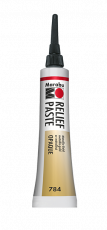 Marabu Contour Relief Paste : 784 Gold