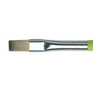 Flat Brush Da Vinci 374 Synthetics Fit for School and Hobby : No. 8
