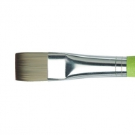 Flat Brush Da Vinci 374 Synthetics Fit for School and Hobby : No. 20