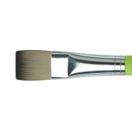 Flat Brush Da Vinci 374 Synthetics Fit for School and Hobby : No. 24