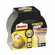 Moment Power : Extra Strong Waterproof Duct Tape : 50 mm x 10 m : Silver