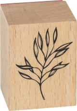 Rubber Stamps : Set of 15 : Leaves