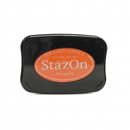 Tsukineko stamp ink pad StazOn 92 orange