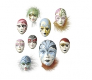 KPC mold 040-080 mm, 130 g Mini masks