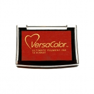 Tsukineko VersaColor Ultimate Pigment Ink Pad Red