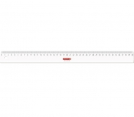 Brunnen Transparent Ruler 30 cm