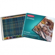 Derwent Artist Colouring Pencils : Set of 24
