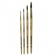 Da Vinci brush 32 - 0 student watercolour round
