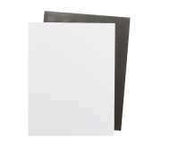 Magnetic Foil A4 white on one side, 2 pcs