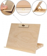 Rosa easel Sketch Board tabletop A3 plywood 44*32*