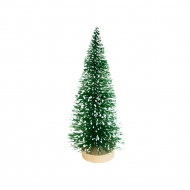Mini Pine Tree For Doll House Scenery, Model Railroad Layouts & Dioramas 10 cm