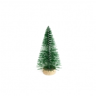 Miniature Pine Tree For Doll House Scenery, Model Railroad Layouts & Dioramas 5 cm