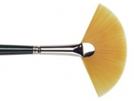 Da Vinci Nova Synthetics 400 Fan Brush