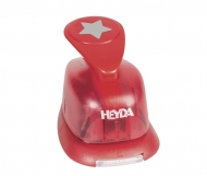 Heyda Christmas Craft Punch 17 mm - Star
