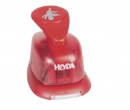Heyda Christmas Craft Punch 17 mm - Angel
