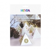 Xmas Advent Calendar P. Diamond gold